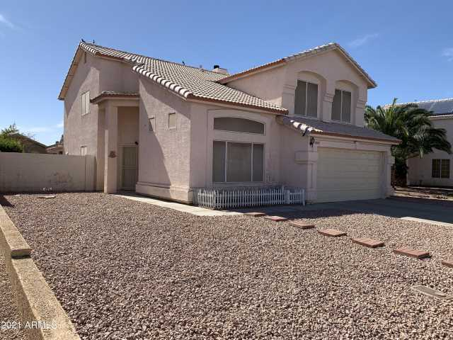 Photo of 8847 W ANTHONY JOSEPH Lane, Peoria, AZ 85345