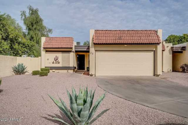 Photo of 7006 E JENSEN Street #21, Mesa, AZ 85207