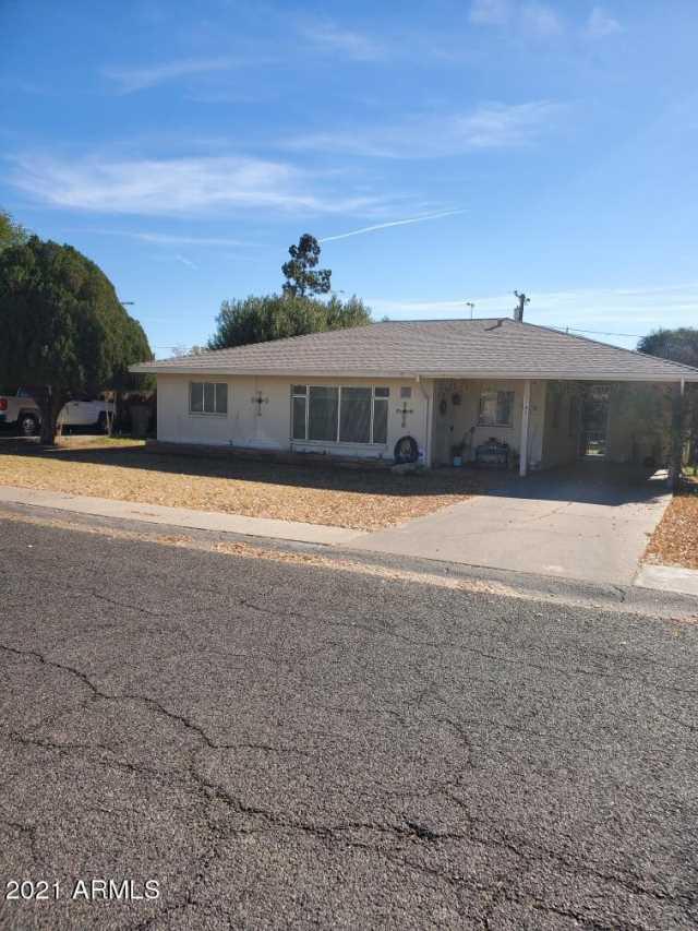Photo of 5741 W VISTA Avenue, Glendale, AZ 85301