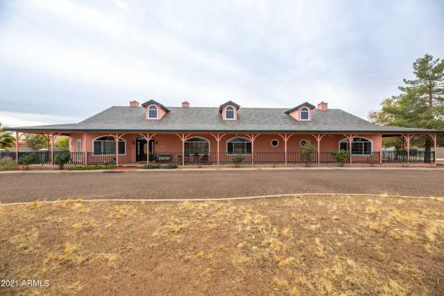 Photo of 21411 W Cloud Road, Wittmann, AZ 85361