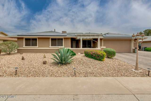 Photo of 13813 N 97TH Avenue, Sun City, AZ 85351