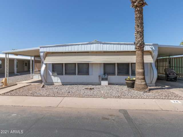 Photo of 2100 N TREKELL Road #74, Casa Grande, AZ 85122