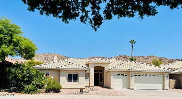 Photo of 2564 E AMBERWOOD Drive, Phoenix, AZ 85048