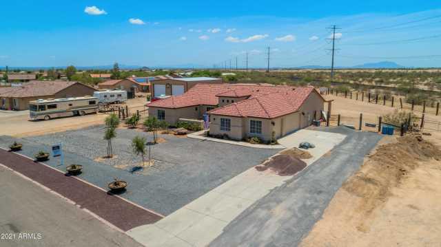 Photo of 9469 E TWIN SPURS Lane, Florence, AZ 85132