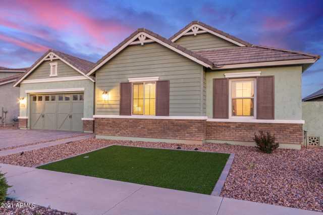 Photo of 2765 S JEFFRY Street, Gilbert, AZ 85295