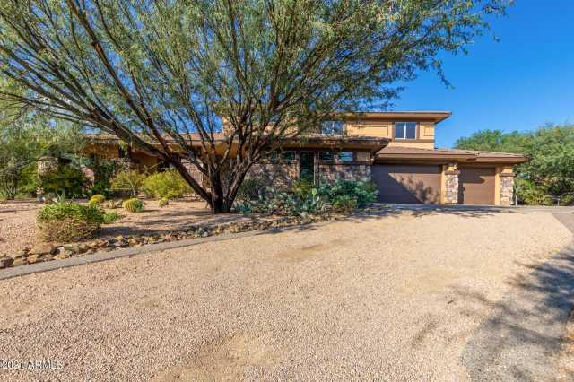 Photo of 9874 E ALLISON Way, Scottsdale, AZ 85262