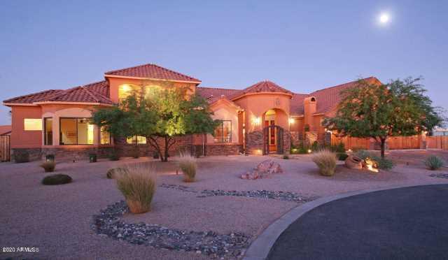 Photo of 10115 W REMUDA Drive, Peoria, AZ 85383