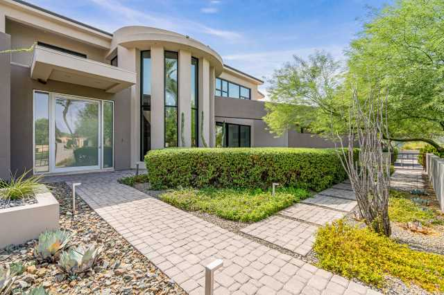 Photo of 7027 E SUNNYVALE Road, Paradise Valley, AZ 85253