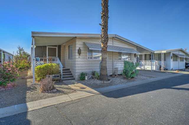 Photo of 10960 N 67TH Avenue #54, Glendale, AZ 85304