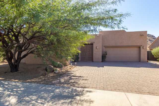 Photo of 14315 E GERONIMO Road, Scottsdale, AZ 85259
