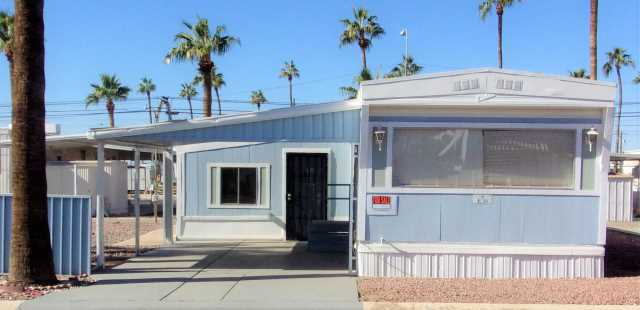 Photo of 7807 E Main Street #E-36, Mesa, AZ 85207