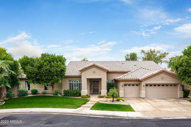 Photo of 3772 S ROSEMARY Drive, Chandler, AZ 85248