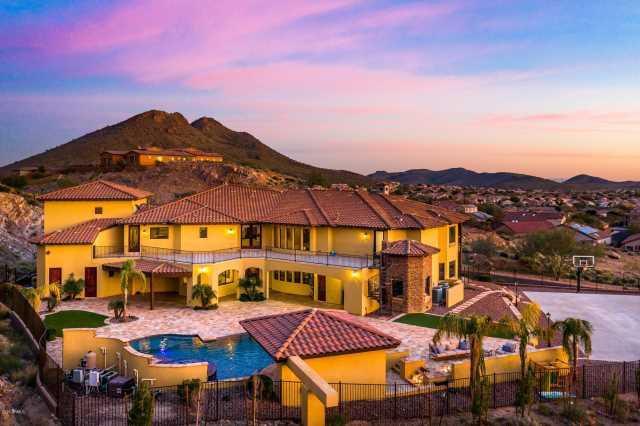 Photo of 6604 W GOLD MOUNTAIN Pass, Phoenix, AZ 85083