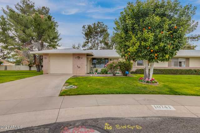 Photo of 10741 W CARON Drive, Sun City, AZ 85351