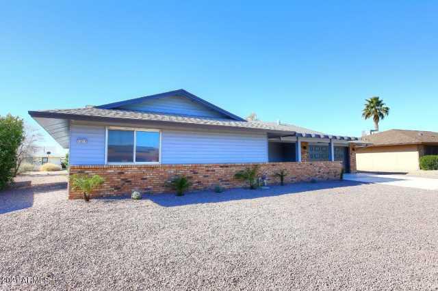 Photo of 13211 W BONANZA Drive, Sun City West, AZ 85375
