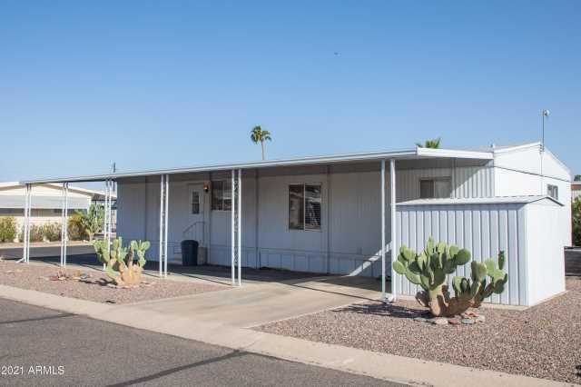 Photo of 2609 W SOUTHERN Avenue #114, Tempe, AZ 85282