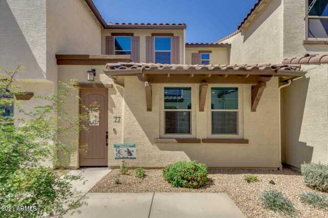 Photo of 3855 S MCQUEEN Road #77, Chandler, AZ 85286