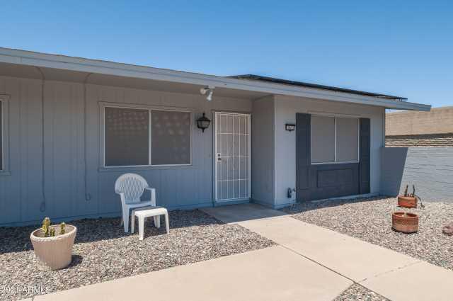 Photo of 10652 W COGGINS Drive, Sun City, AZ 85351