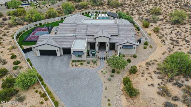 Photo of 8872 E HACKAMORE Drive, Scottsdale, AZ 85255