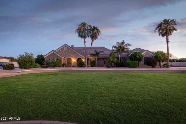 Photo of 20431 E EXCELSIOR Court, Queen Creek, AZ 85142