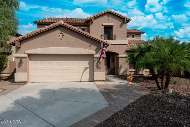 Photo of 9903 N 179TH Drive, Waddell, AZ 85355