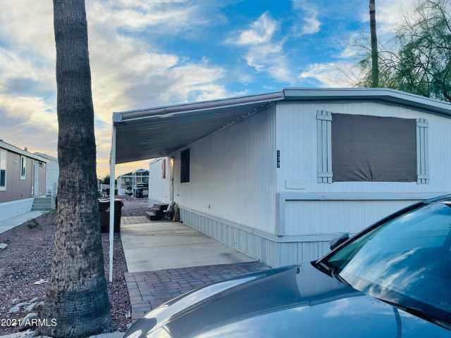 Photo of 9431 E CORALBELL Avenue #177, Mesa, AZ 85208