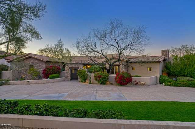Photo of 6286 E CHENEY Drive, Paradise Valley, AZ 85253
