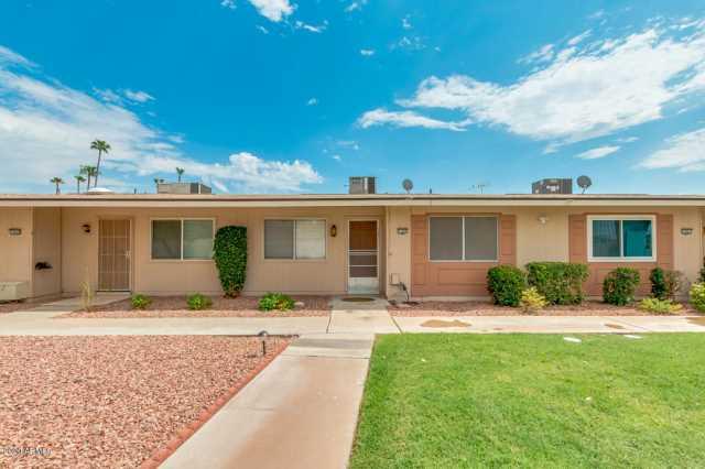 Photo of 13663 N 111TH Avenue, Sun City, AZ 85351