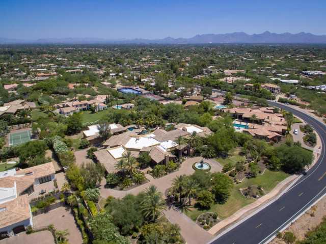 Photo of 5030 E MOCKINGBIRD Lane, Paradise Valley, AZ 85253