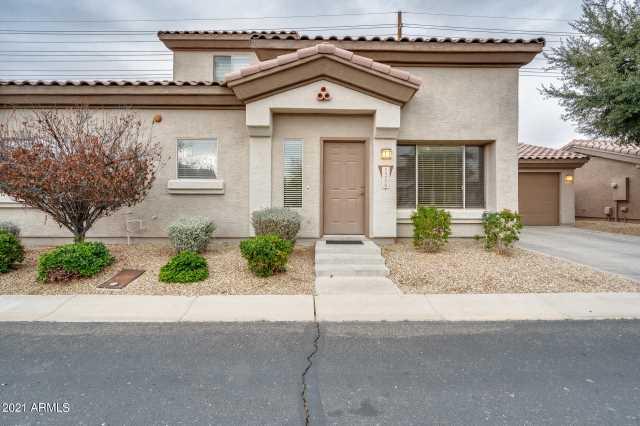 Photo of 15770 N HIDDEN VALLEY Lane, Peoria, AZ 85382