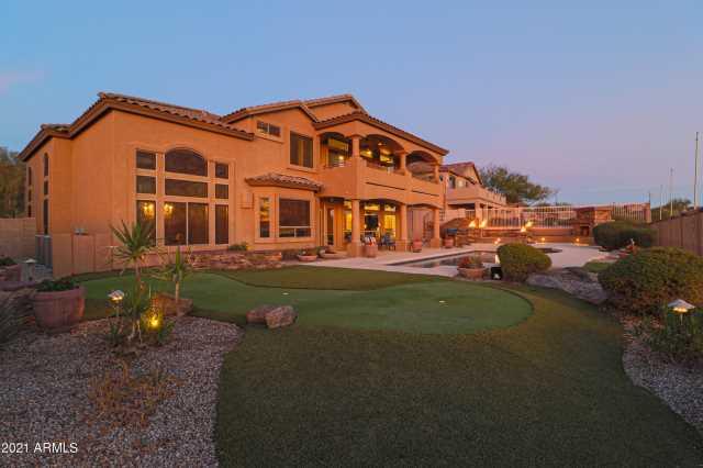 Photo of 7625 E TASMAN Circle, Mesa, AZ 85207