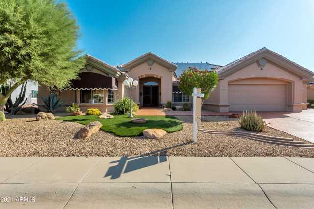 Photo of 22607 N ROBERTSON Drive, Sun City West, AZ 85375