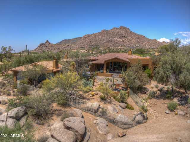 Photo of 1023 E BOULDER Drive, Carefree, AZ 85377