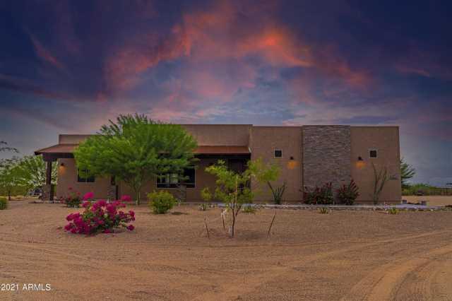 Photo of 22544 W Barwick Drive, Wittmann, AZ 85361