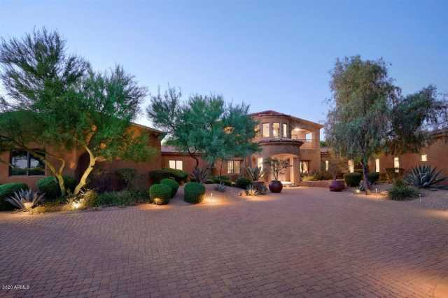Photo of 8050 E MARIPOSA GRANDE Drive, Scottsdale, AZ 85255