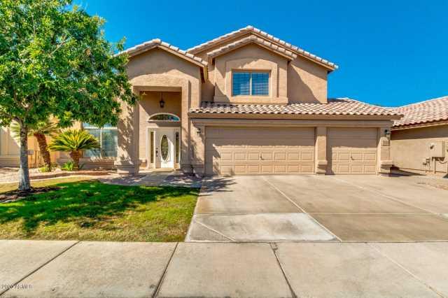 Photo of 3080 S ROSEMARY Drive, Chandler, AZ 85248