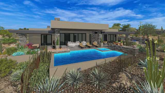 Photo of 9219 E BAJADA Road, Scottsdale, AZ 85262