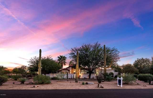 Photo of 8041 E JUAN TABO Road, Scottsdale, AZ 85255