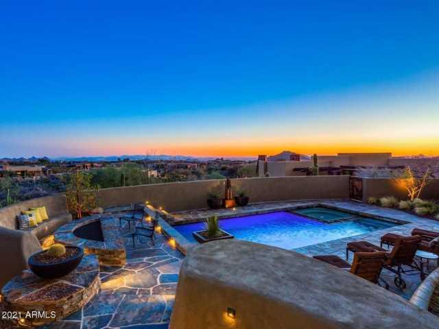 Photo of 10996 E FORTUNA Drive, Scottsdale, AZ 85262