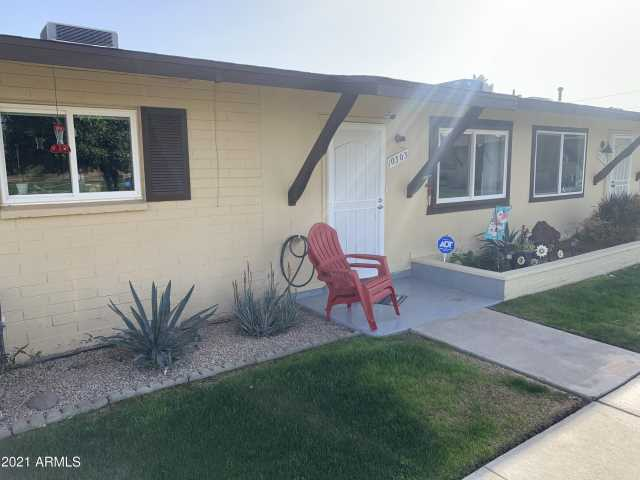 Photo of 10303 W PEORIA Avenue, Sun City, AZ 85351