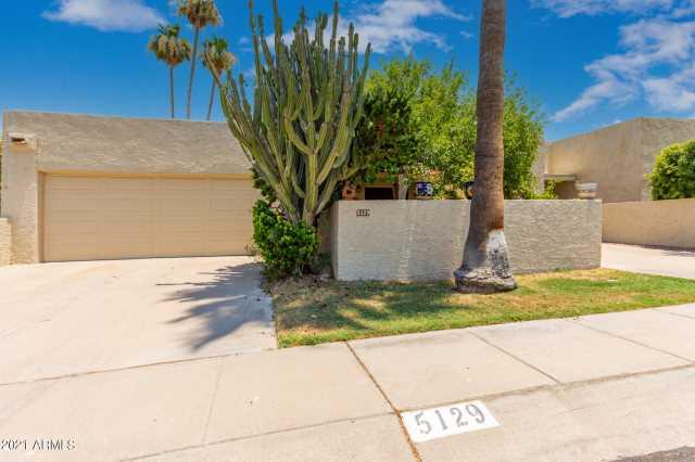 Photo of 5129 N 79TH Place, Scottsdale, AZ 85250