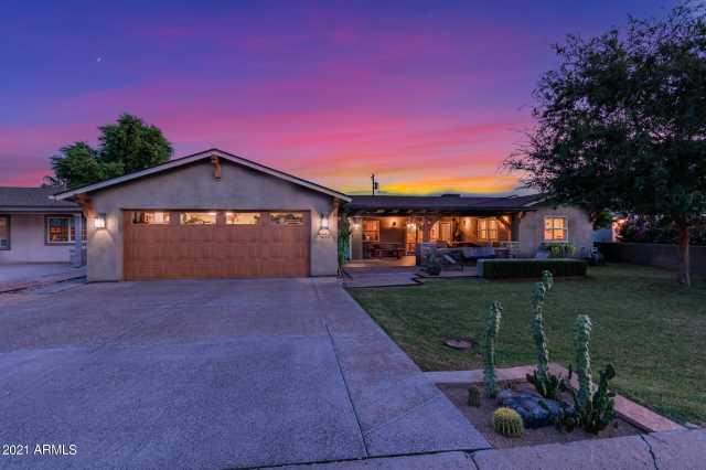 Photo of 4037 E MINNEZONA Avenue, Phoenix, AZ 85018