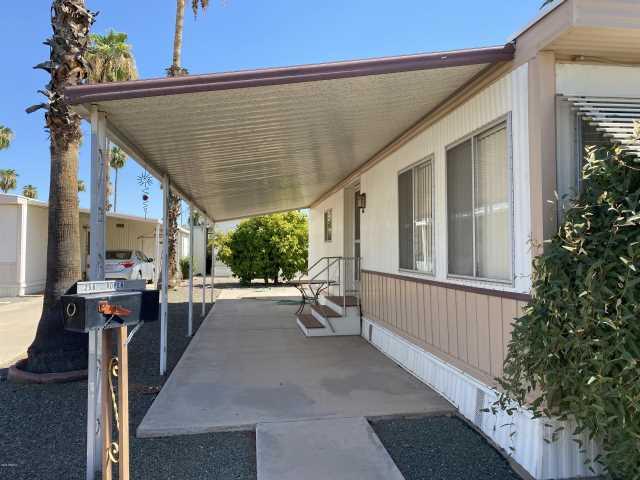 Photo of 4065 E UNIVERSITY Drive #258, Mesa, AZ 85205