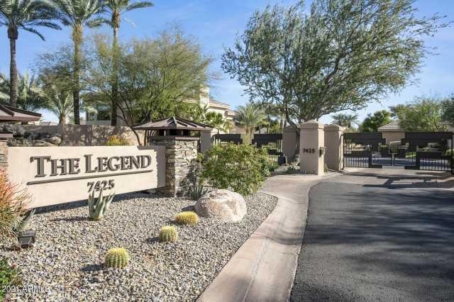 Photo of 7425 E GAINEY RANCH Road #2, Scottsdale, AZ 85258