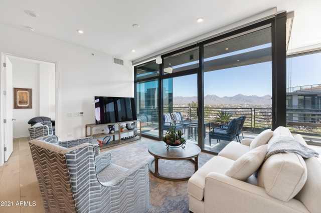 Photo of 7120 E KIERLAND Boulevard #1203, Scottsdale, AZ 85254