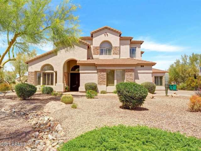 Photo of 6102 E ALMEDA Court, Cave Creek, AZ 85331