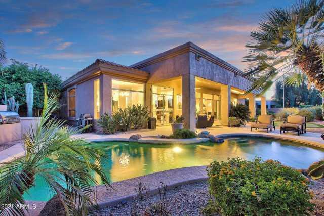 Photo of 8226 E SUNNYSIDE Drive, Scottsdale, AZ 85260