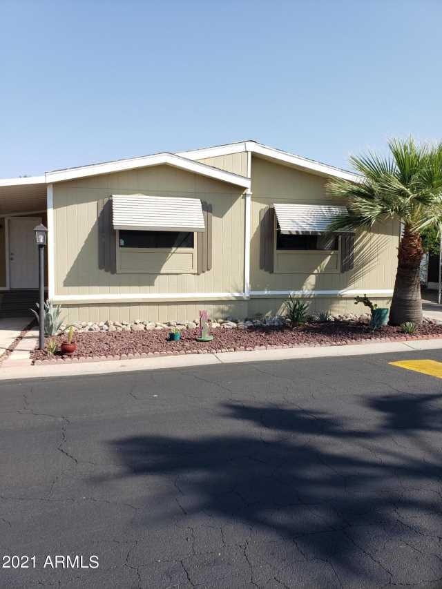 Photo of 10955 N 79TH Avenue #173, Peoria, AZ 85345