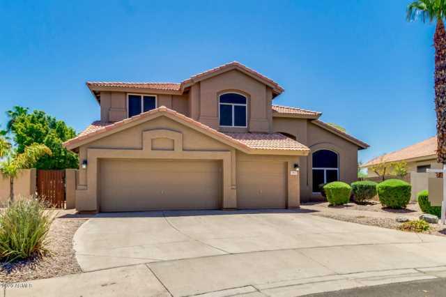 Photo of 3913 E WINDSONG Drive, Phoenix, AZ 85048