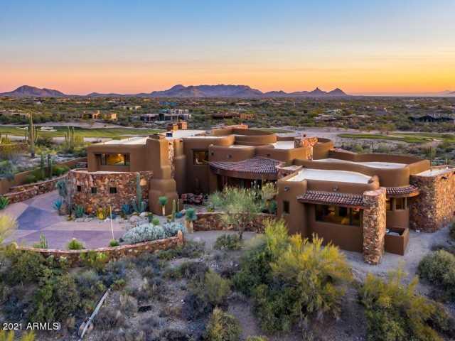 Photo of 9645 E Covey Trail, Scottsdale, AZ 85252
